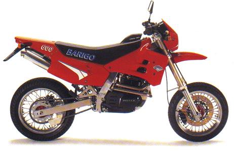 Supermotard français barigo 600
