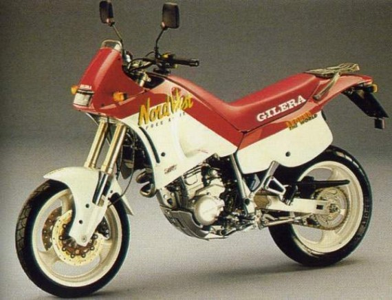 Supermotard Gilera 600 nordwest