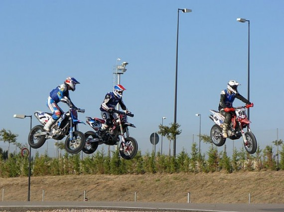 Supermotard equipe de france nations