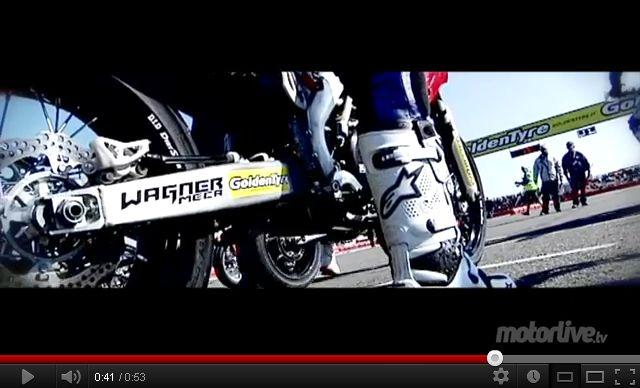 Le Grand Prix de France Supermoto 2012 en Videos