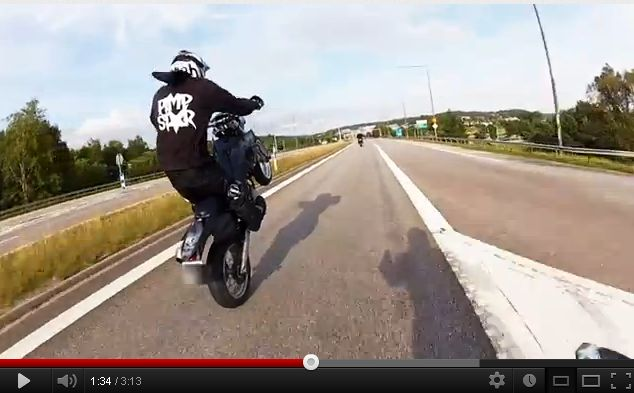VIDEO : Ride All Day: Supermotard Madness