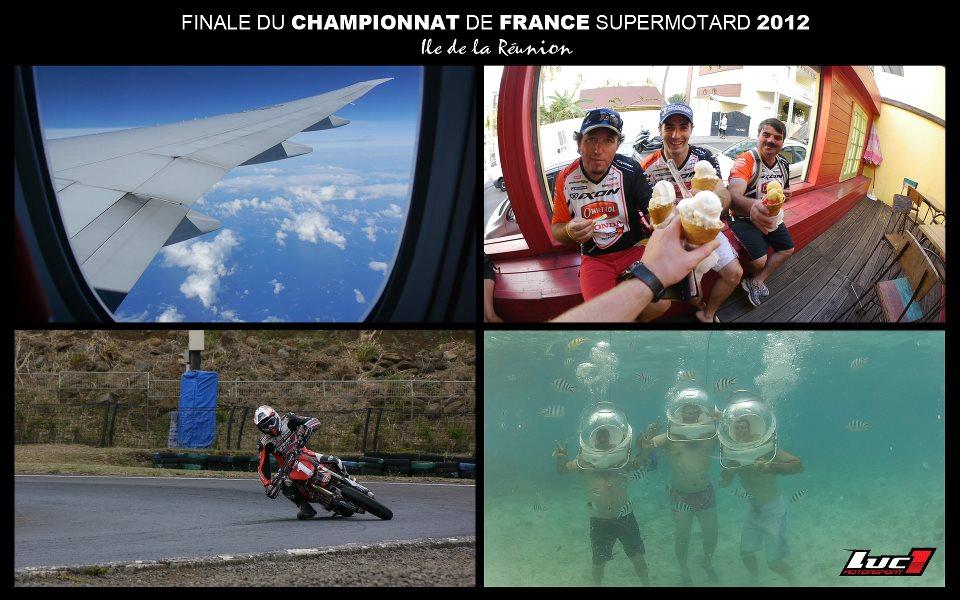 VIDEO : Luc1 Motosports à l'Ile de la Réunion