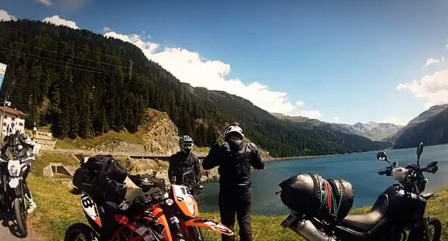 VIDEO : Roadtrip Supermoto 2012 [episode 3] : Stelvio
