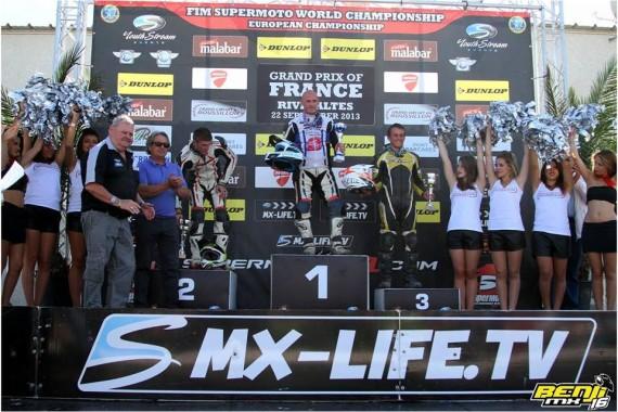 podium rivesaltes supermotard open
