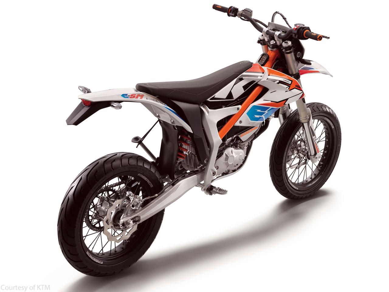 Ktm Freeride E Sm >> Supermotard, les motos d'hier, d'aujourd'hui et de demain