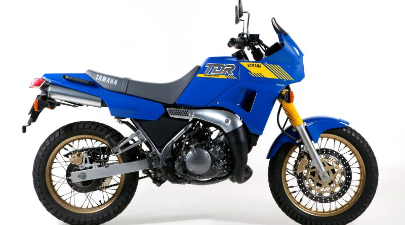Motos supermotard 250 TDR