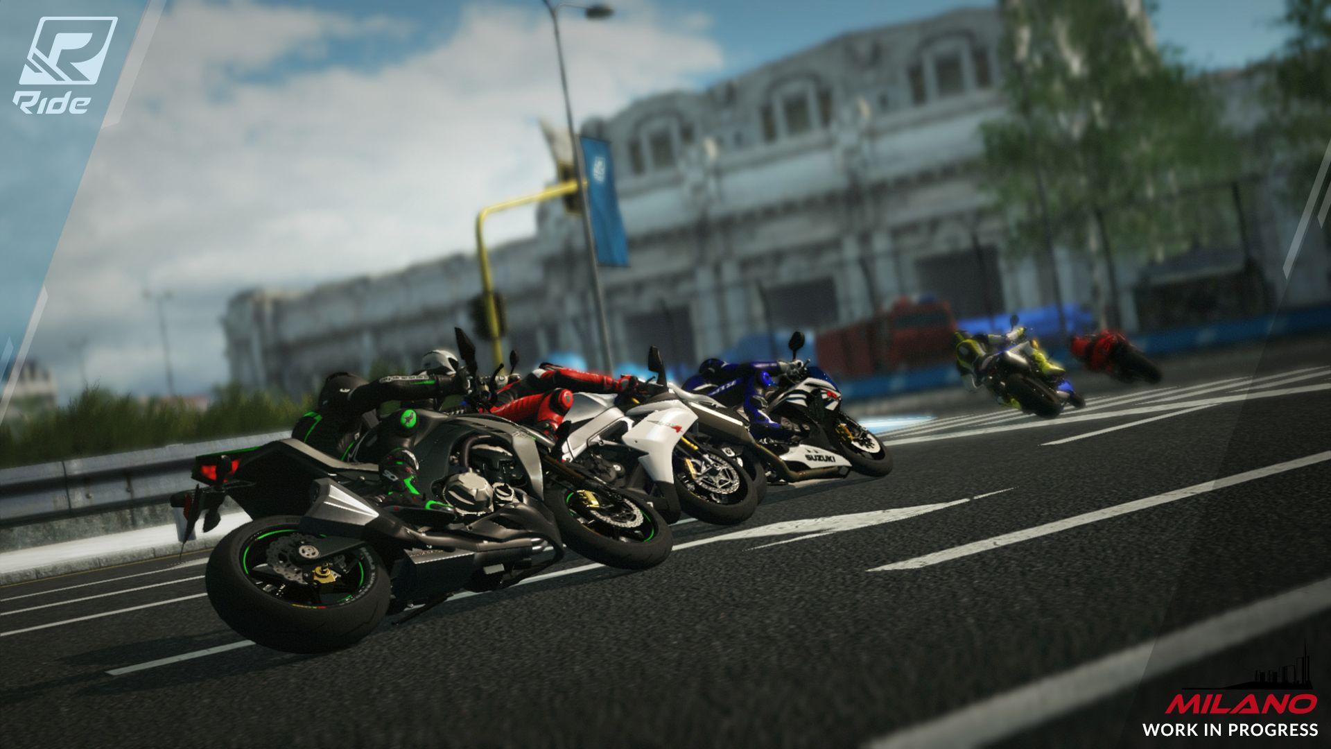 Ride 2 Video Game Supermotard Mais Pas Que