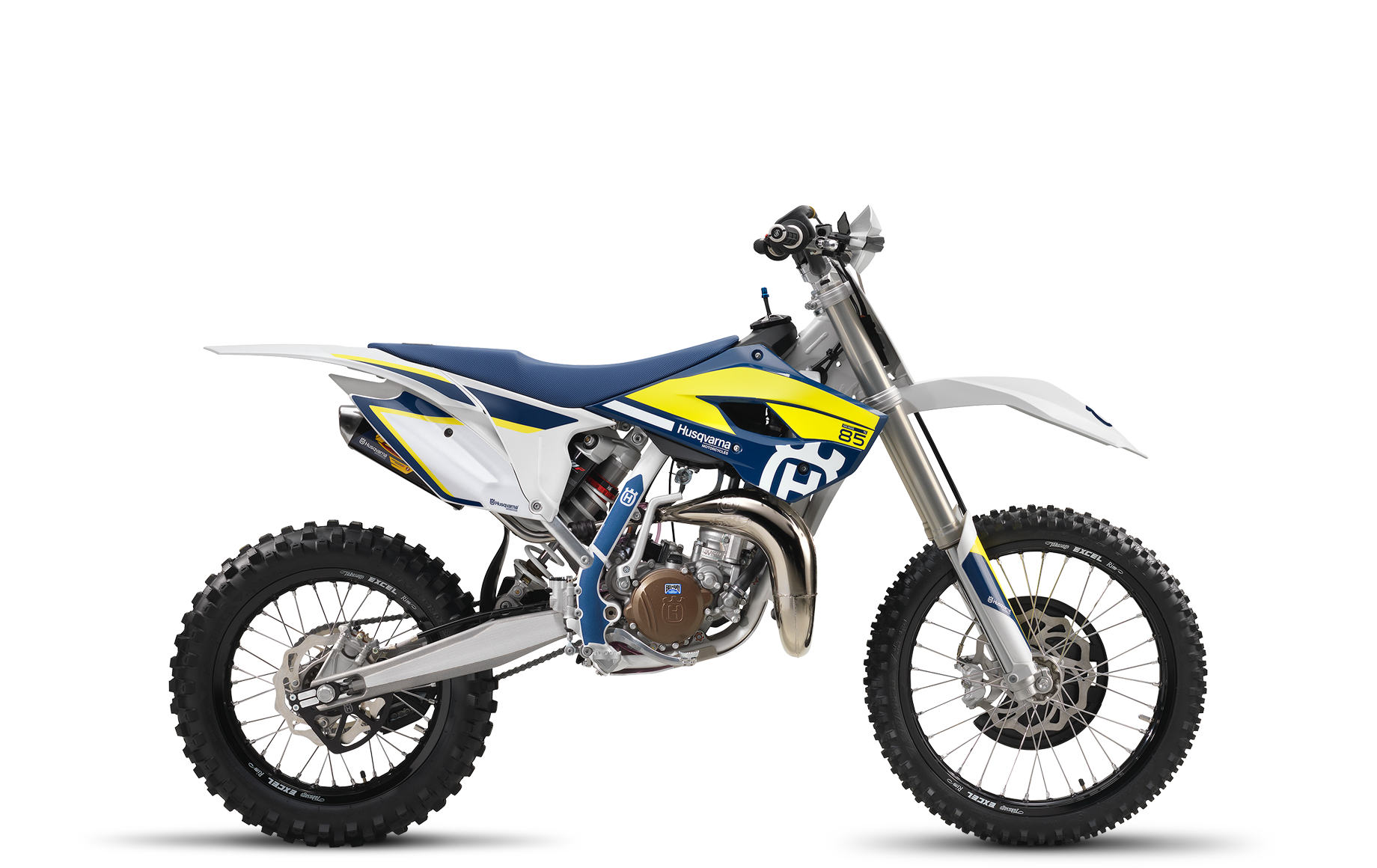 Husqvarna 85 TC 2017 supermotard