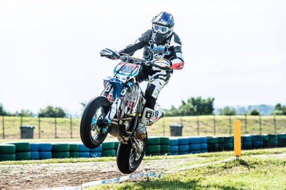 Team TM Supermotard Lewis Cornisch