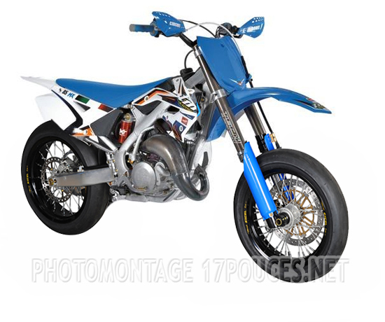Supermotard 85 origine TM SMX