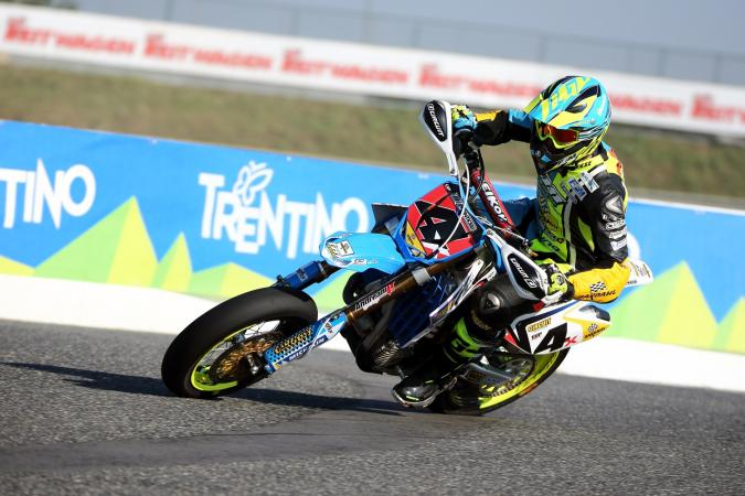 modial supermoto Thomas Chareyre autriche