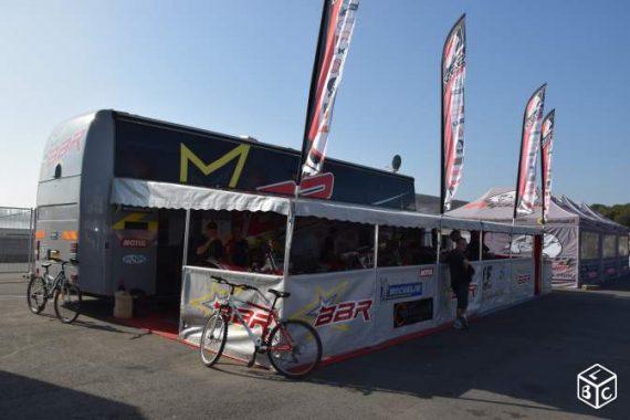 motorhome bus