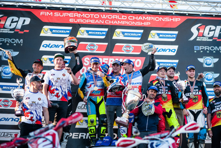 supermotard nations 2016 podium