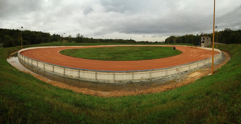 Dirt track à macon