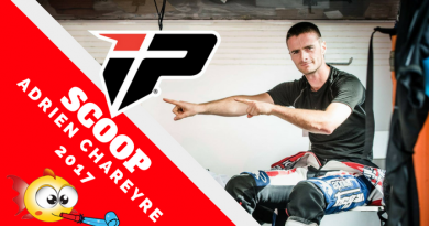 Adrien Chareyre Supermoto 2017