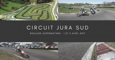 Circuit de supermotard France Jura