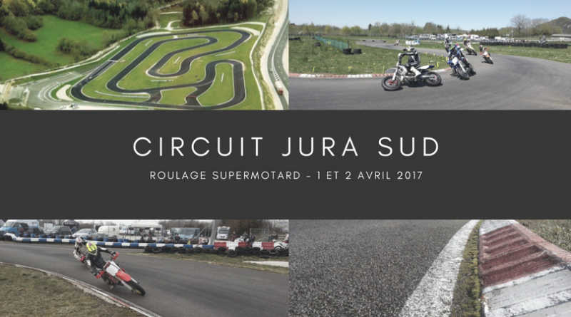 Circuit de supermotard France Jura