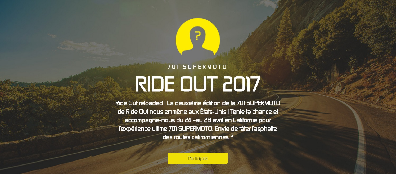 husqvarna 701 2017 ride out inscription