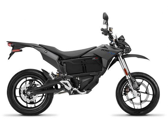 Moto Zero FXS 2017 avis
