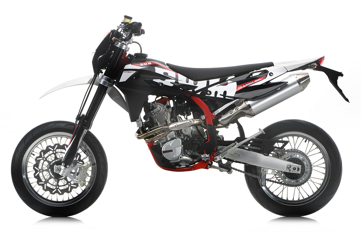 SWM supermotard