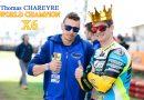 Thomas CHAREYRE 6 fois champion du Monde !