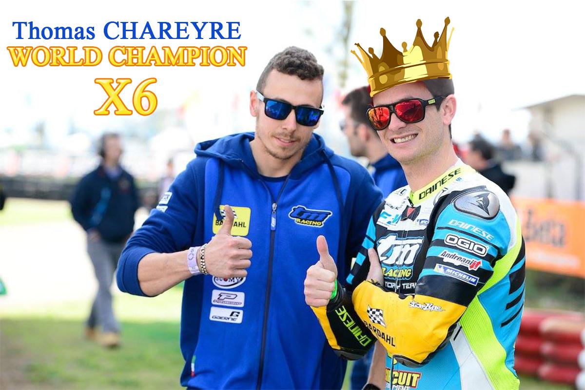 thomas chareyre TM mondial champion