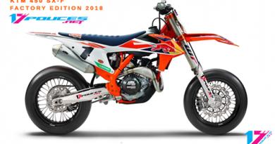KTM 450 Supermoto 2018 2019 17 pouces