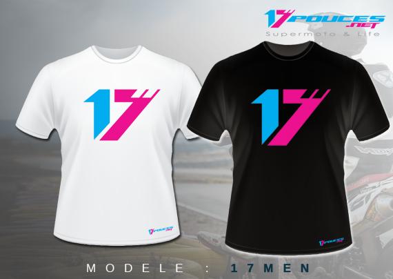 tee-shirt super motard