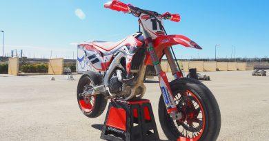 Luc1 Honda Owatrol 2018 supermotard