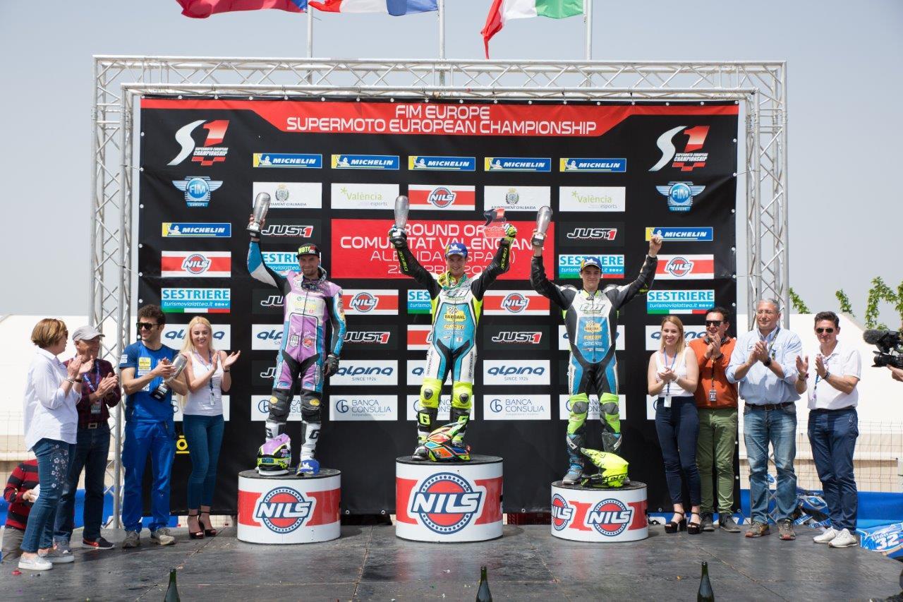 Supermoto 2018 Winner Albaida