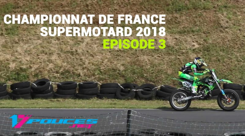 Video supermotard à Pers Team Blot