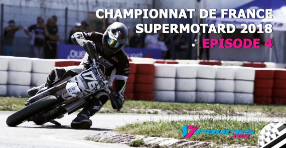 Video supermotard Loheac 2018