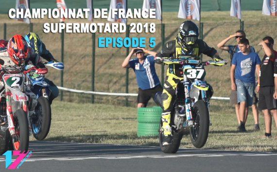 Supermotard Magny-Cours 2018