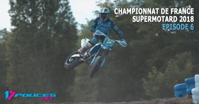 Joran LABBE supermotard 2018 TM RAW