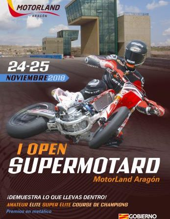 [RACE] Open Supermotard de Motorland-REPORTE