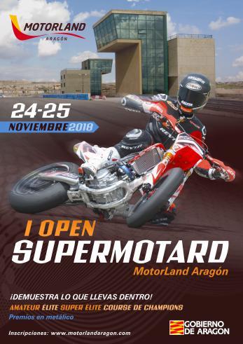 Motorland race supermoto 2018