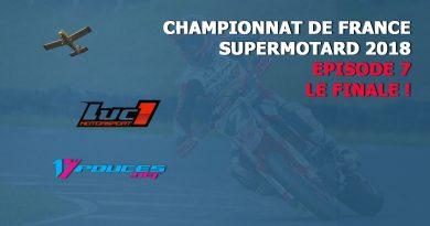 Championnat de France Supermotard Luc1 Finale