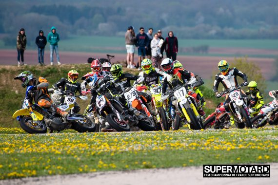 Course supermotard challenger