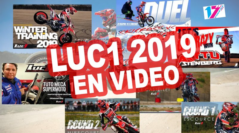 VIDEO SUPERMOTARD 2019 LUC1