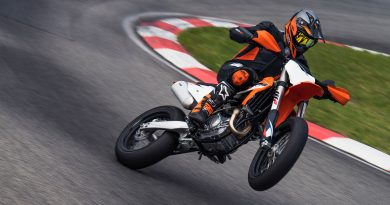La KTM 450 SMR 2021 France