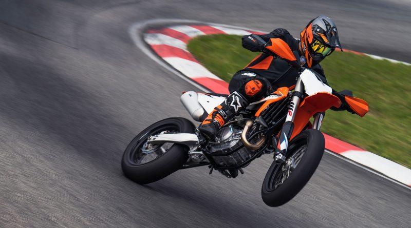 KTM 450 SMR le come back 2021
