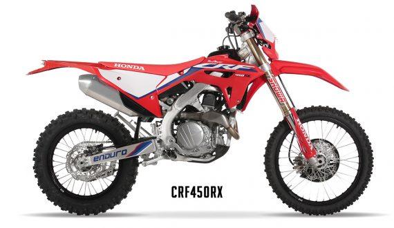 HONDA 2021 CRF RX 450