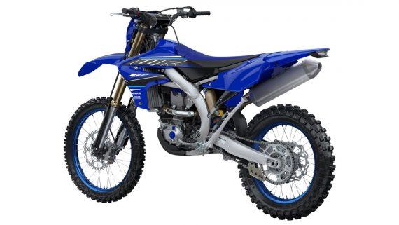 YAMAHA 450 WRF 2021